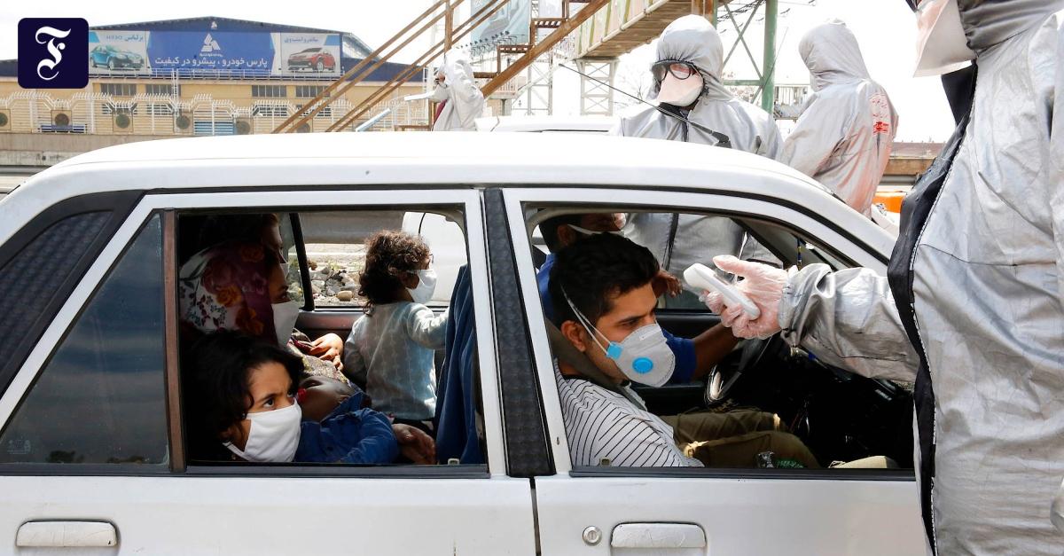 Neue Corona-Welle in Iran?: Einladung an den Tod