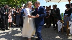 Wer mit Putin tanzt