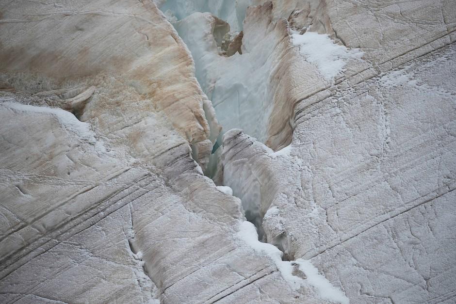 Eiskalte Schönheit: Gletscher auf Two Hummock Island.