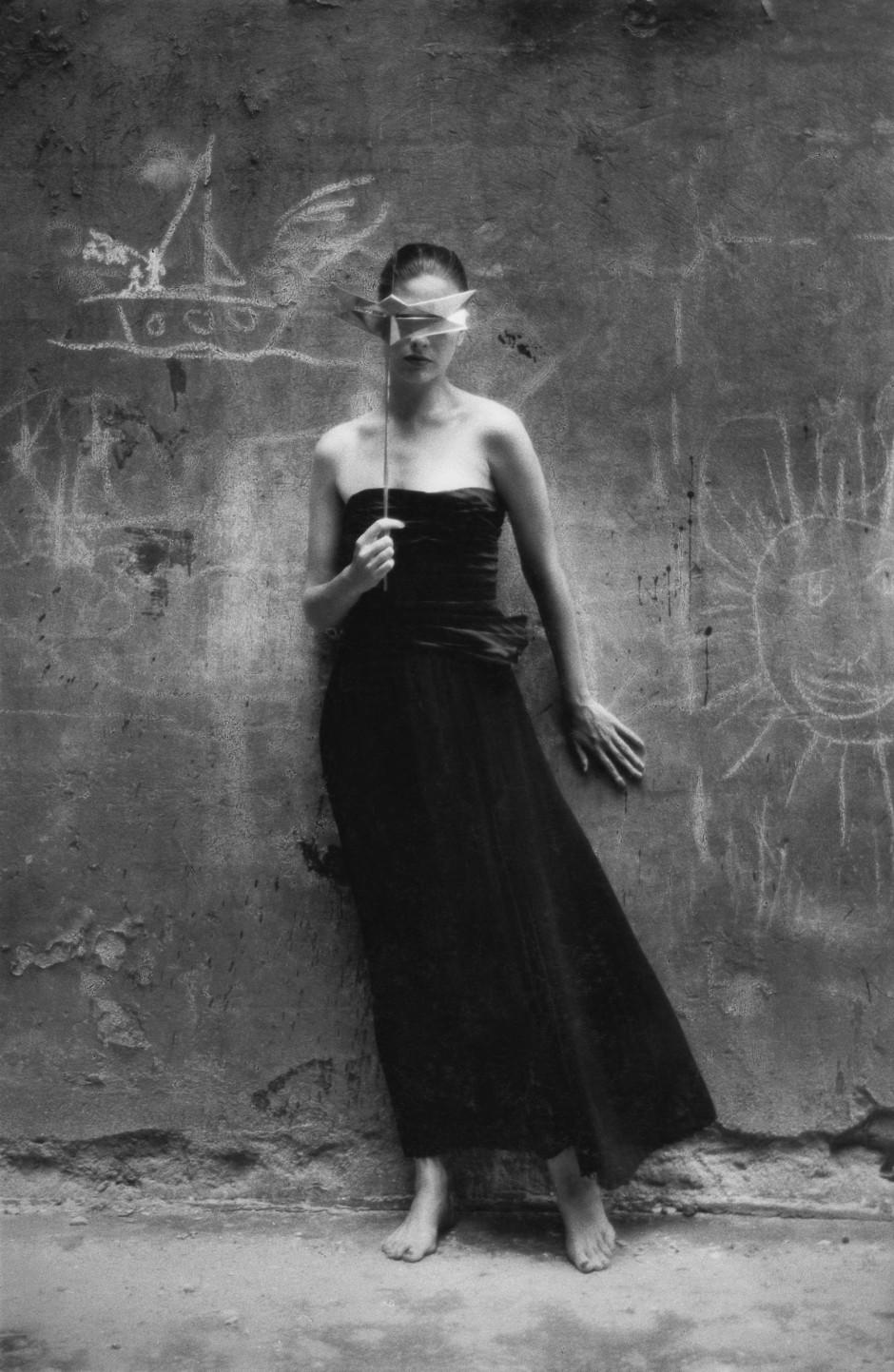 Sibylle Bergemann, Maren, Berlin, 1989