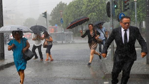 Als das Wetter seine Unschuld verlor