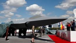 Durchbruch beim Kampfflugzeug der Zukunft?