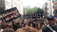 """""""Lieber Tanz ich als G20"""""""