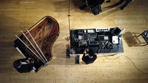 Die Magie, die Musik auf einer Bühne bewirken kann