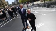 Daniel Libeskind horcht in Frankfurt hinein
