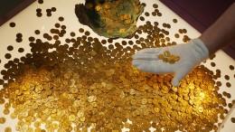 Geständnis im Prozess nach versuchtem Goldschatz-Raub
