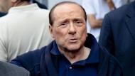 Muss im April wieder vor Gericht: Silvio Berlusconi