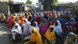 Trauer nach Anschlägen in Nigeria