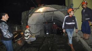 19 Tote bei Bergwerksunglück