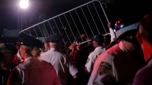 Massenpanik mit mehreren Verletzten bei Festival in New York