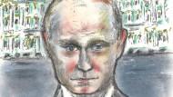 Putin als Fremdenführer
