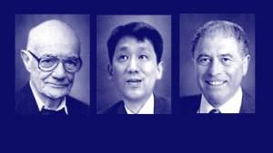Chemie-Nobelpreis 2002 für Amerikaner, Schweizer und Japaner
