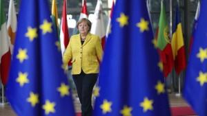 Der EU-Gipfel beginnt mit einem Streit