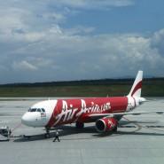 Nicht lange am Boden: Nach 25 Minuten sind die Maschinen von Air Asia im Schnitt wieder in der Luft.