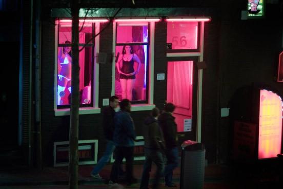 """Bilderstrecke zu: Amüsierviertel """"De Wallen: Amsterdam"""