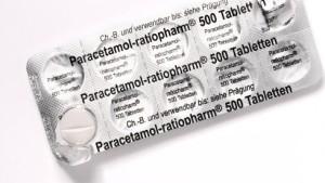 Paracetamol in hohen Dosen künftig nur auf Rezept