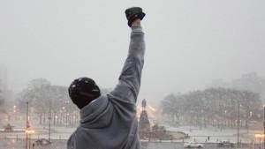 Stallone veröffentlicht seltene Rocky-Szene