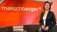 Moderatorin Sandra Maischberger
