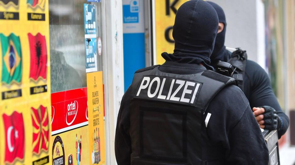 Einsatz gegen Clankriminalität in Berlin (Archiv)