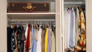 Wohin mit der alten Hermès-Bluse?