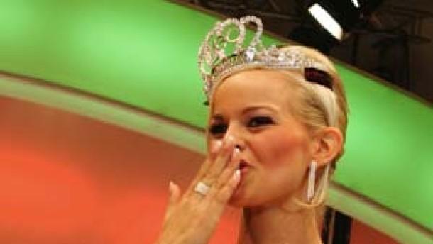 """Von der Empfangsdame zur """"Miss Germany 2005"""""""
