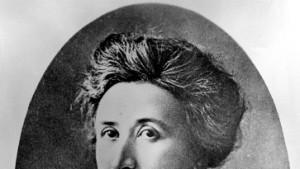 Die Leiche im Keller ist nicht Rosa Luxemburg