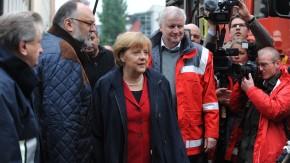 Hochwasser in Bayern - Passau