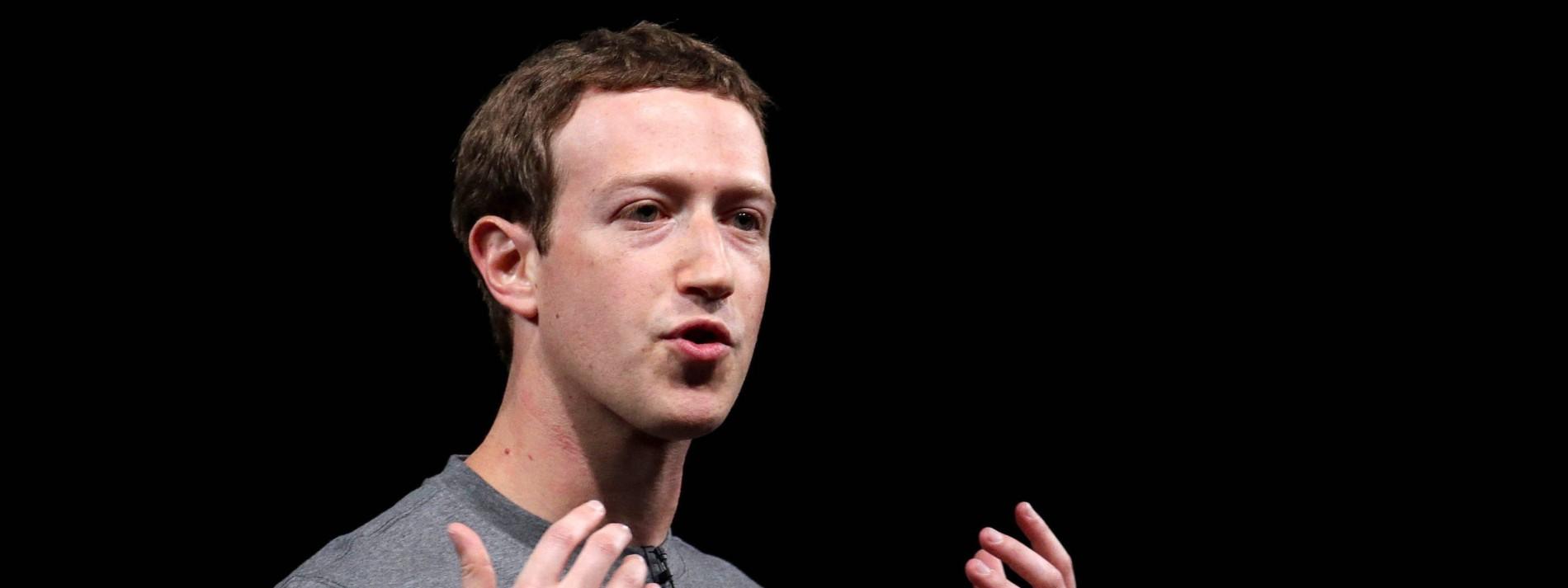 Mode made by Zuckerberg