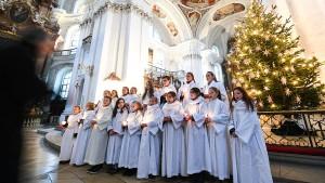 Kirchen hoffen auf Frieden