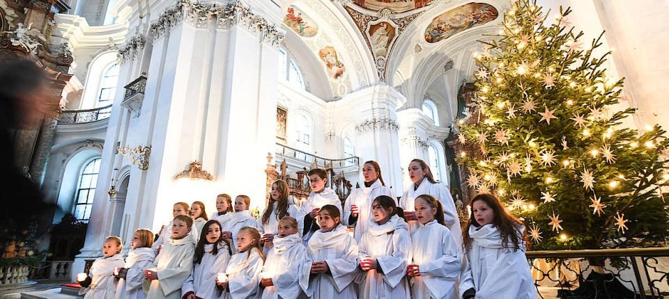 Weihnachtsbotschaften der Kirchen: Sinn des Festes nicht aus den ...