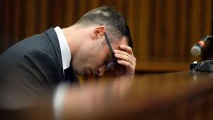 Steenkamp hatte Angst vor Pistorius