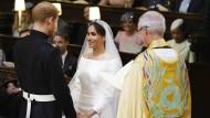 Einfach schön: Meghan Markle und Prinz Harry kurz vor dem Ja-Wort