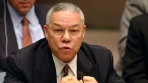 Powell: Schandfleck meiner Karriere