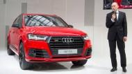 Audi-Vorstand soll in Abgas-Affäre Posten räumen