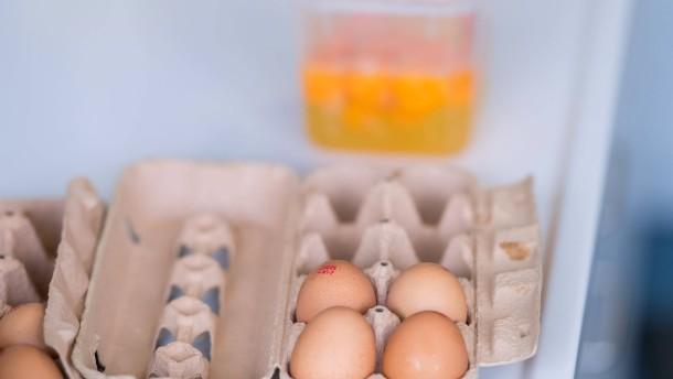 Kritik an Aldi wegen Stopps von Eierverkauf