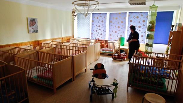 Kindesmisshandlung in Kindertagesstaette