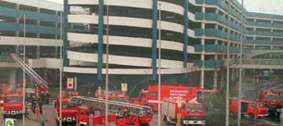Brandkatastrophe Vorzeitiges Ende Des Flughafen Prozesses
