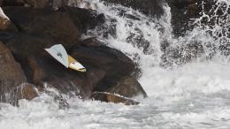 Zwei Surfer mit Drohne gerettet
