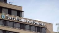 Hier hat sich der Pfleger angesteckt: Das Presbyterian-Krankenhaus in Dallas.