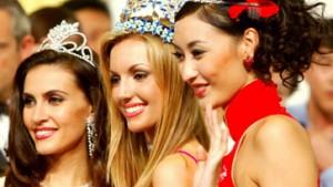 Chris de Burghs Tochter ist Miss World