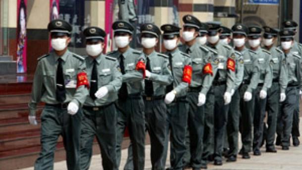 Schulen in Peking bleiben geschlossen