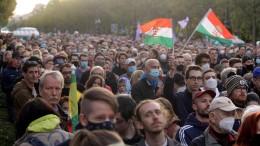 Orbán eröffnet Wahlkampf in Ungarn mit Brandrede