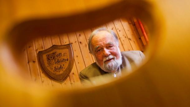 Moderator Elmar Gunsch gestorben