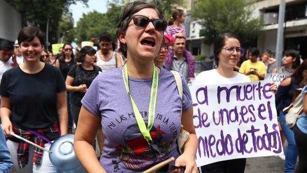 Getötete Frauen, geschonte Täter?