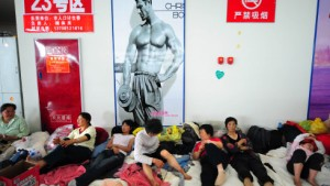 China ordnet Staatstrauer an - Zahl der Toten steigt