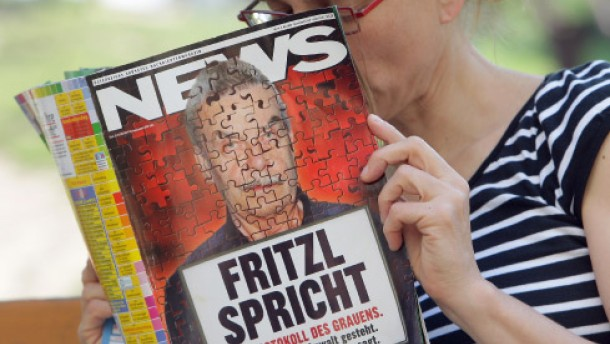 Josef Fritzl bleibt in Untersuchungshaft
