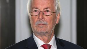 Früherer Generalbundesanwalt Range gestorben