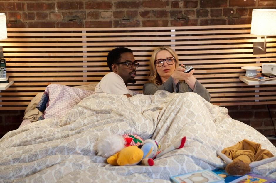 """Hilfe, die Franzosen kommen: Julie Delpy und Chris Rock in """"2 Tage in New York""""."""
