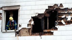 Alle Opfer aus Brandruine geborgen