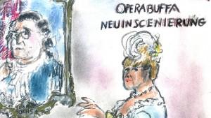 Alte Oper neu inszeniert